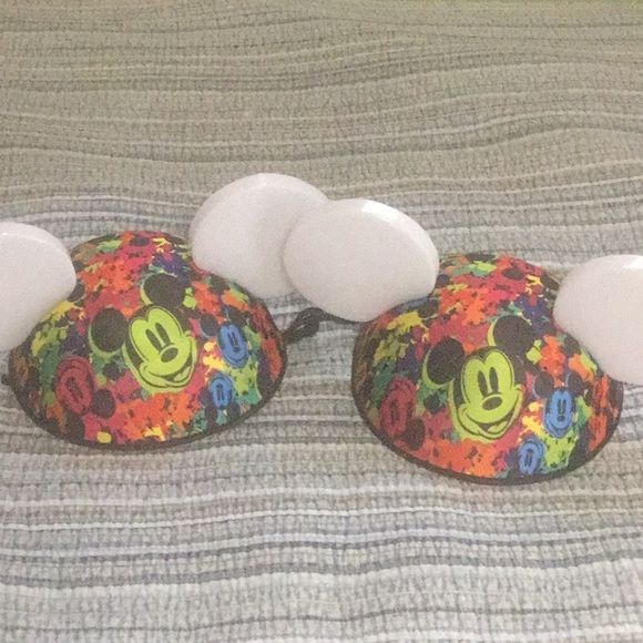 Disney Parks Mickey Mouse light up Ears Hats (2)